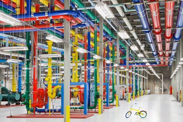 Googles Rechenzentren - ein Einblick | CMS Hamburg